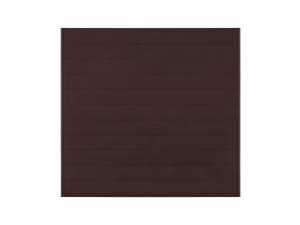 Panel ogrodzeniowy Brąz 1730x1710x43.5mm