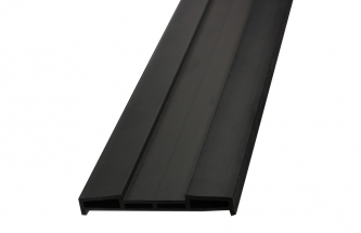 Podstawa panela 1950x110x20mm Antracyt