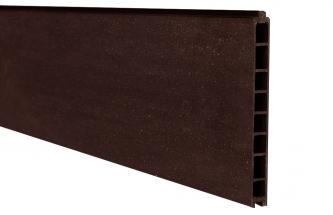 Profil ogrodzeniowy 1720x160x15mm Brąz