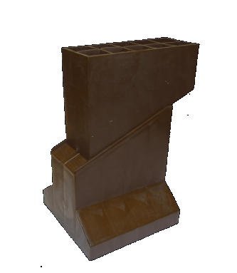 Wspornik regulowany pod legary 130-180 mm