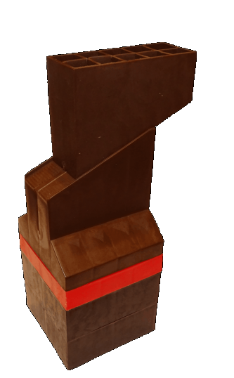 Wspornik regulowany pod legary 225-275 mm