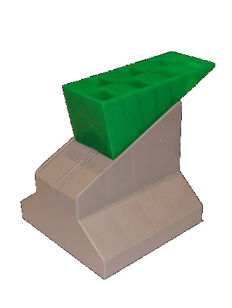 Wspornik regulowany pod legary 70-120 mm